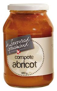 compote abricot